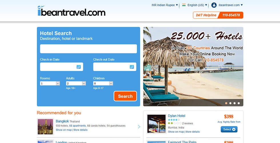 IbeanTravel – Vietnam's Expedia Affiliated Partner