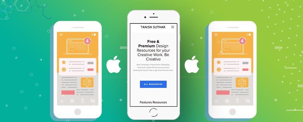 iphone apps development at Amar InfoTech