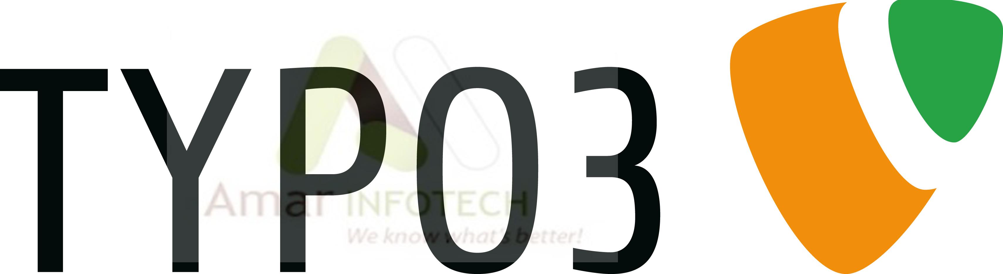 Typo3 Development Company | Amar InfoTech