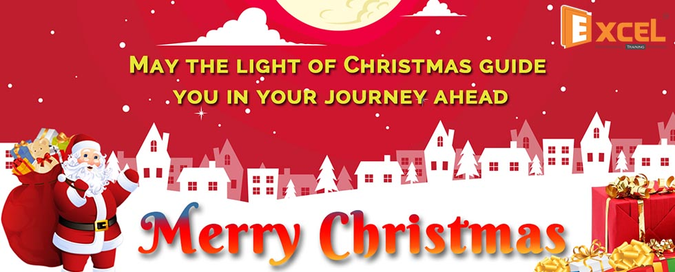 God Bless You, And Have A Blessed christmas