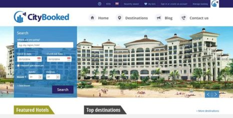 Citybooked-hotel-reservation-booking