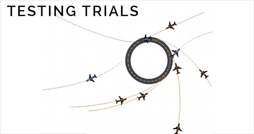 Testing Trials