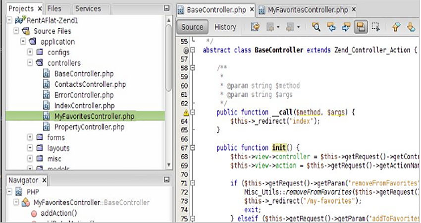 php coding tool