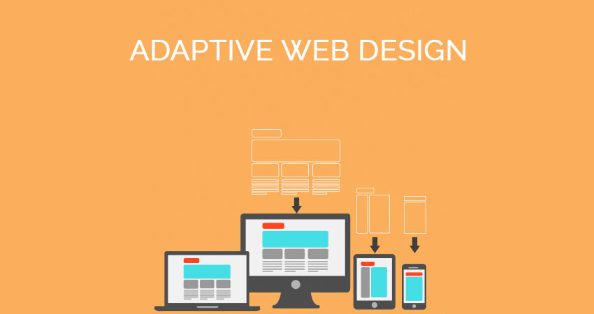 difference between responsive and adaptive