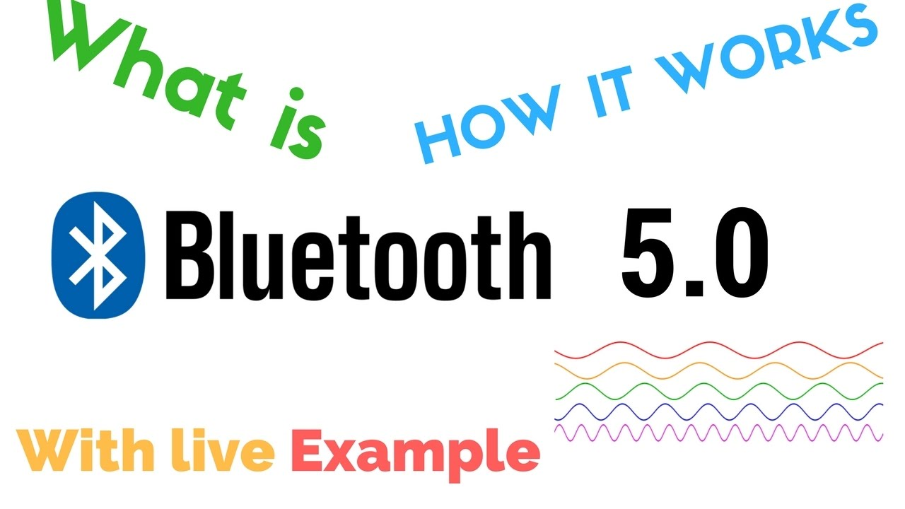 how bluetooth 5 works