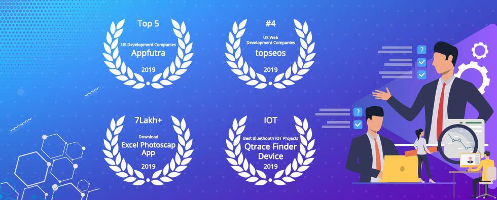 Top Achievements Of Web & Mobile Development Company In 2017