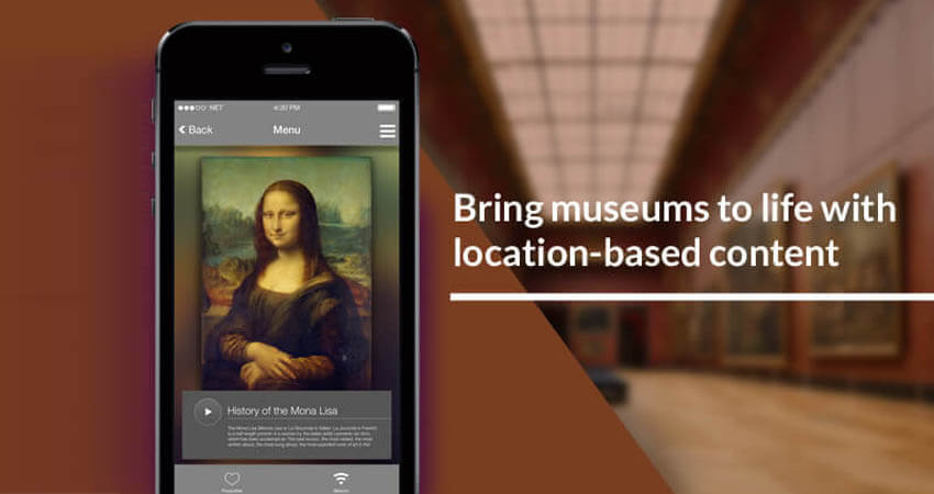 Museums Using Location Based Technology