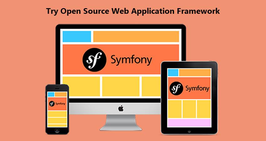 Symfony for php web development