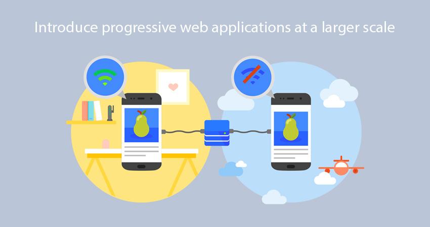 Introduce progressive web applications