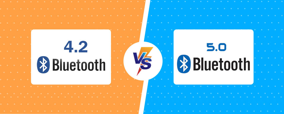 10 Major Differences - Bluetooth 5 vs 4 2 - Feature Comparisons