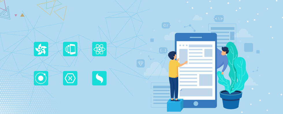 Top 7 Cross-platform Frameworks Tools for Mobile App Development 2018