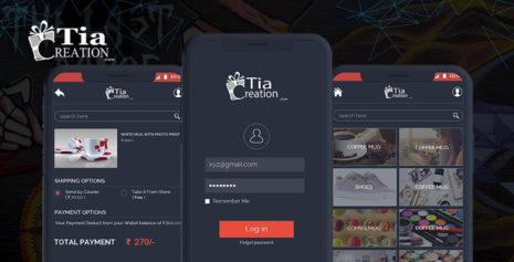 Tia-Creation-Shopping-App