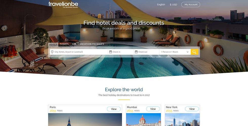 Flyamana Hotel Booking System | Hotel Reservation System Dubai