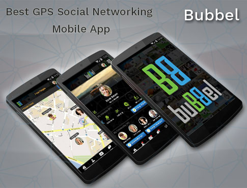 Portfolio Social Networking and Chatting Mobile Application