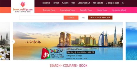 B2B2C-Travel-Booking-Reservation-System-Lowcosttrip