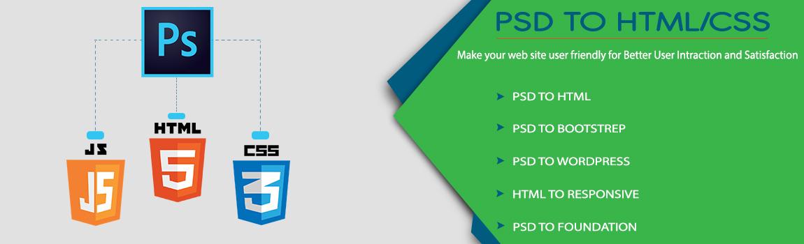 psd to html5 company