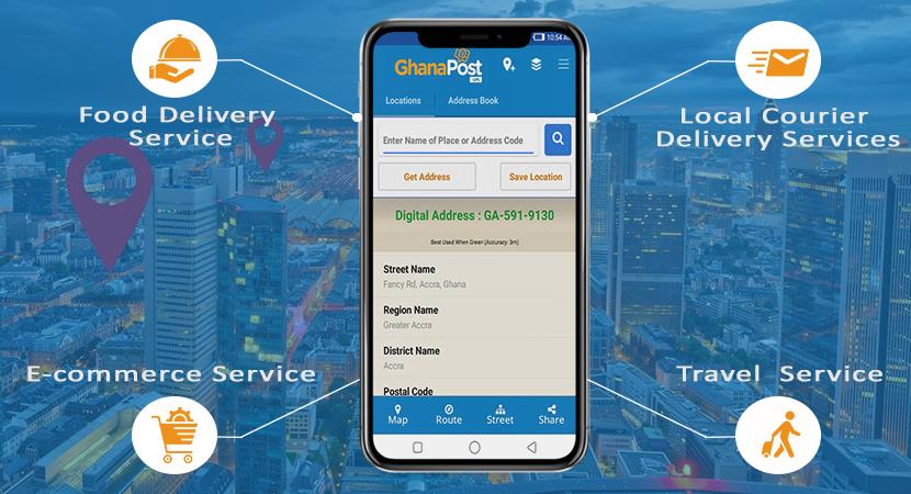 Why Digital Address System Ghana Post GPS Become Popular ?