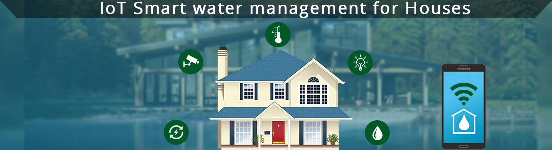 Smart water management for home using IoT