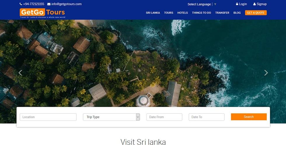 Low Cost Travel Booking Reservation System - Lowcosttrip