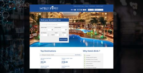 HOTELS BIRDS – SAUDI ARABIA HOTEL BOOKING APPLICATIONS