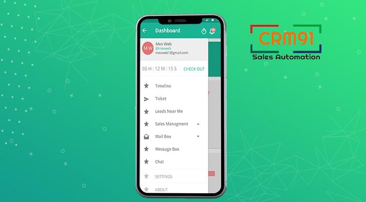 CRM91_App_Dashboard