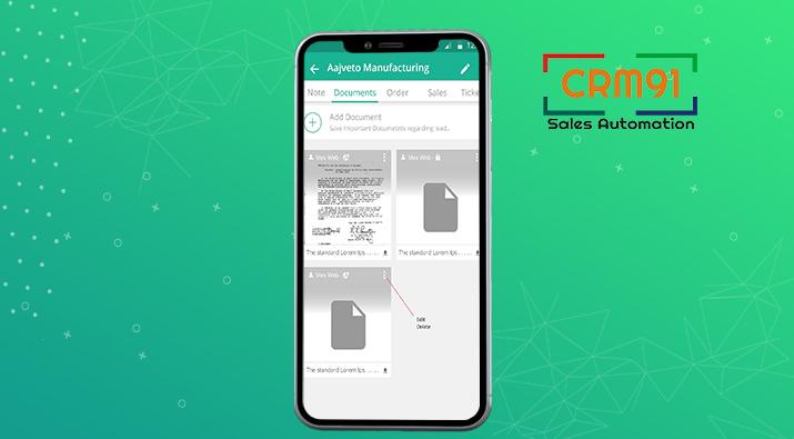 CRM91_App_Document_View