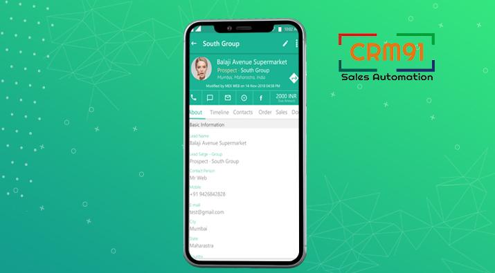 CRM91_App_User_Profile