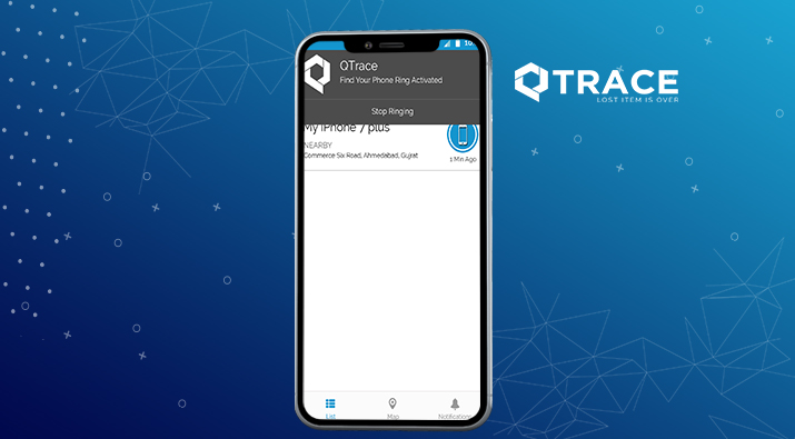 QTrace_App_Ringing_Notification
