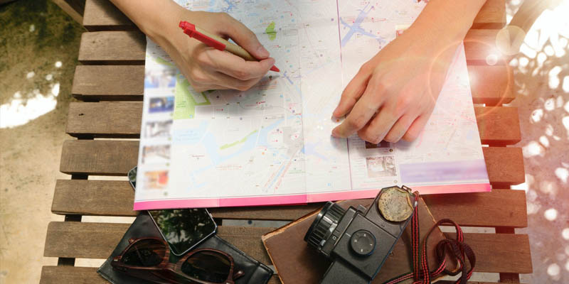 Maps to Discover Nearby Activities, Things to Do & Restaurants