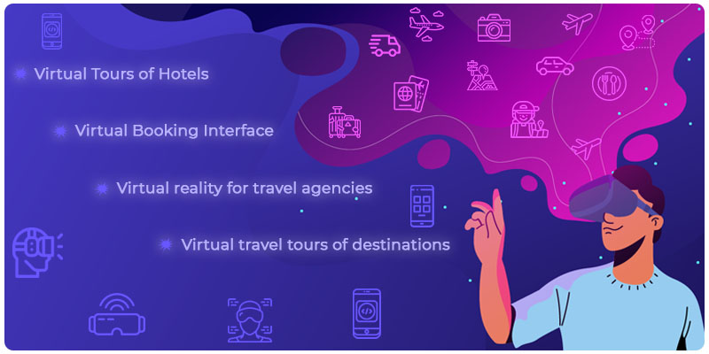 VR Applications in the Travel Industry