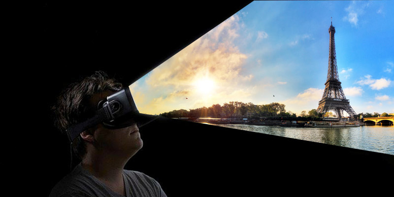 Virtual Reality in the Travel Industry