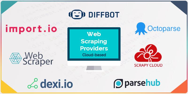 top web scraping service providers