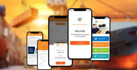 Easycargo Mobile App