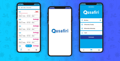 Qusafiri Meta Search Engine Kenya